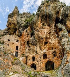 Old Monastery Vrontamas