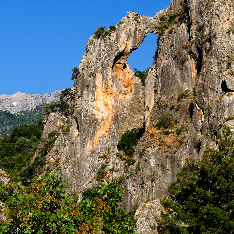 Anakolo Gorge Xirokambi