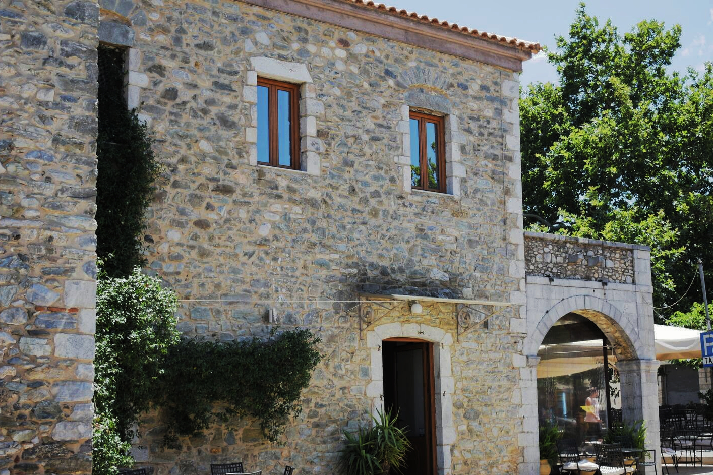 Taygetus Apartments Xirokambi