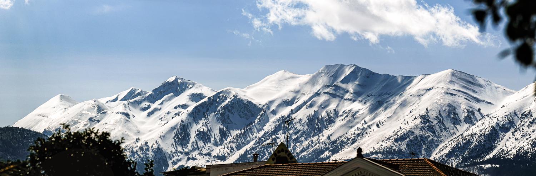 Mt Taygetos