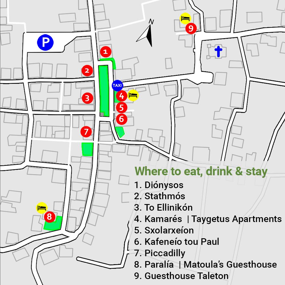 Xirokambi hotel end guesthouses